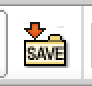 To save data, select the save icon