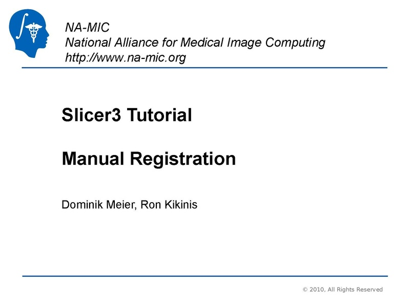File:Slicer3.6 Tutorial ManualRegistration.pdf